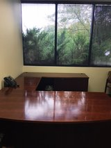 Cherry Executive Desk in Plainfield, Illinois