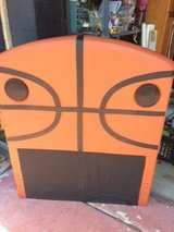 Basketball head board in Fort Huachuca, Arizona