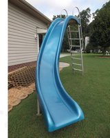 Water Slide in Norfolk, Virginia