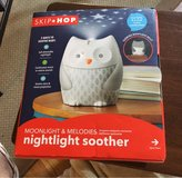 Owl Nightlight Soother in St. Charles, Illinois