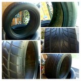 (1)	Nitto NT555 Extreme ZR Tire P285/40ZR17 95W in Lawton, Oklahoma