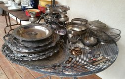 Antique Silverware, Crystal and Cut Glass in Ruidoso, New Mexico