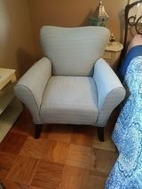 Seafoam Upholstered Chair in Fort Knox, Kentucky