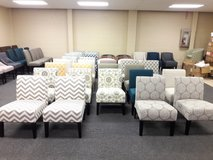 Huge Accent Chair Sale!a in Vacaville, California