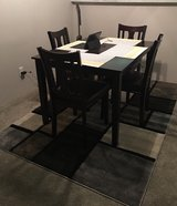 Kitchen Table with 4 Chairs included in Colorado Springs, Colorado