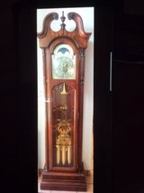 Grandfather clock in Fort Huachuca, Arizona