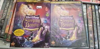 New Walt Disney Sleeping Beauty 50th Anniversary DVD Platinum Edition in Alamogordo, New Mexico