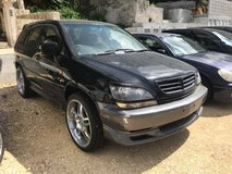 TOYOTA HARRIER for parts in Okinawa, Japan