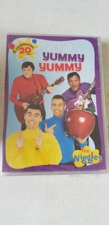 New yummy yummy The Wiggles DVD celebrating 20 years in Alamogordo, New Mexico