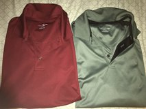 2 Men's Polos in Naperville, Illinois