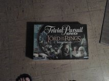 LORD OF THE RINGS - Trivial Pursuit -Trilogy Edition - Unopened in Beaufort, South Carolina