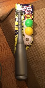 Jumbo Bat & 2 Balls in Joliet, Illinois