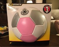 Size 3 Soccer Ball in Oswego, Illinois