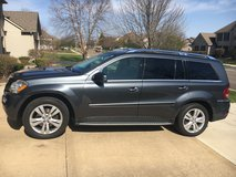 2011 Mercedes Benz GL 450 4Matic in Lockport, Illinois