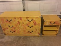 One of a kind  5 pice full size bedroom set in Clarksville, Tennessee