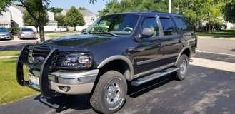 2000 Ford Expedition Eddie Bauer 4x4 in St. Charles, Illinois