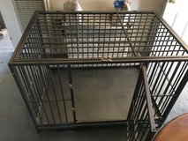 Never used quality thick metal Dog Crate in Yucca Valley, California