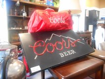 Coors Decor Items in Elgin, Illinois