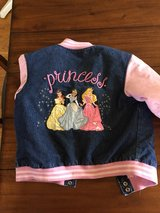 girls Disney Princess coat in DeKalb, Illinois