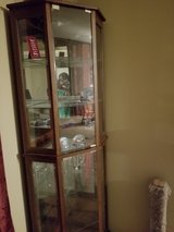 curio cabinet in Fort Lewis, Washington
