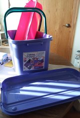 Craft/toy/clothing/junk/gardening/misc container in Kankakee, Illinois