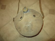 VINTAGE BOY SCOUTS ALUMINUM CANTEEN WITH CANVAS COVER VERY GOOD CONDITION in Glendale Heights, Illinois