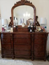 Dresser with  Mira  lets make a deal in Conroe, Texas