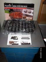 NEW CHAR-BROIL UPRIGHT RIB RACK in Naperville, Illinois