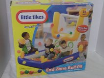 Little Tikes End Zone Ball Pit NEW in Box in Kingwood, Texas