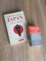 Japanese Etiquette & Pocket Dictionary in Okinawa, Japan