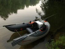 Outcast Stealth Pro Pontoon Boat in Hampton, Virginia