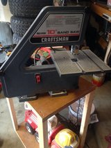 Craftsman band saw in Oceanside, California