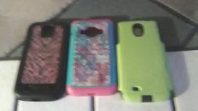Three cell phone cases Galaxy Express 3 in Leesville, Louisiana