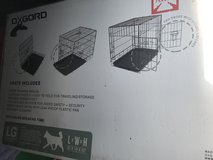 Dog Crate Brand New In Box in Bartlett, Illinois