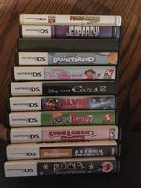 Nintendo DS games in case in Westmont, Illinois