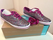 Kate Spade glitter Keds, size 5 women's in Okinawa, Japan