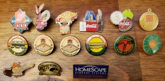 Collectible Lapel pins in 29 Palms, California