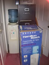 HAMILTON BEACH HOT/COLD WATER DISPENSOR in Fort Eustis, Virginia