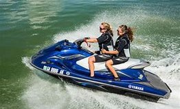2014 Yamaha Wave Runner VX Deluxe in Beaufort, South Carolina