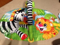 Play mat in Lawton, Oklahoma