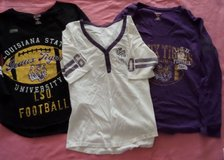 3 LSU  Ladies Shirts in Kingwood, Texas