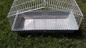 35in. Long, 16 in wide large rabbit cage in Leesville, Louisiana