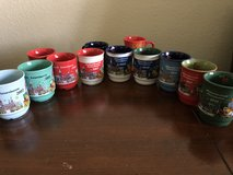 Germany Christmas Market Mugs in Shreveport, Louisiana