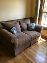 Tan Loveseat in Palatine, Illinois