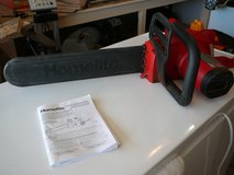 "Homelite UT43120 16"" electric chainsaw in Yucca Valley, California"