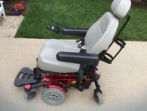 Select 6 Jazzy Motorized Wheelchair in Bolingbrook, Illinois