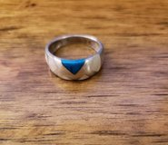 REDUCED Ring Turquoise & white in 29 Palms, California