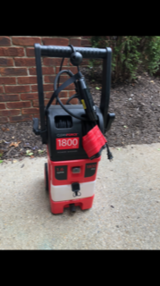 CleanForce Pressure Washer in Fort Belvoir, Virginia