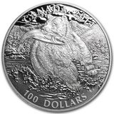 2014 Canada 1 oz Silver  The Grizzly Bear in Leesville, Louisiana