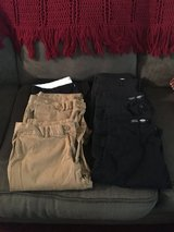 Men's Casual Dress Slacks in Camp Lejeune, North Carolina